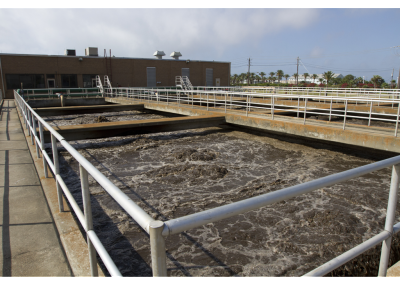 COG WWTP Circulating