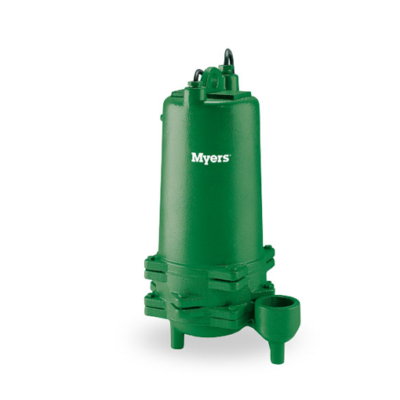 Myers Sump and Effluent