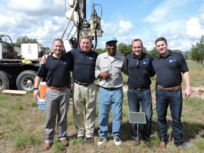 Water Well Trust Completes Two Texas Water Well Projects in Memory of Late Pumps of Houston, Inc. CEO Skip Cook